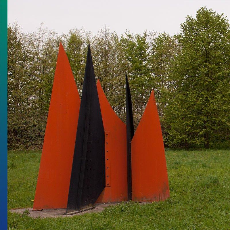 Insel Hombroich: Outside art