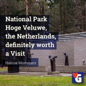 National Park Hoge Veluwe, the Netherlands, definitely worth a Visit