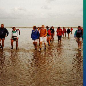 Wadden: walking on water