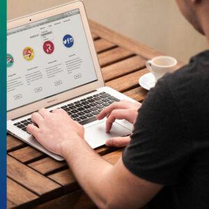Steps to start a website