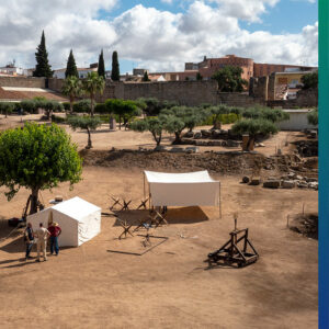 Mérida: Alcazaba Árabe