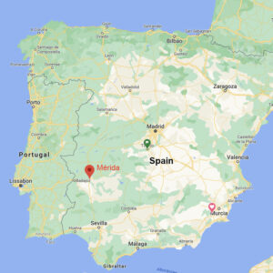 Mérida, Badajoz, Spain