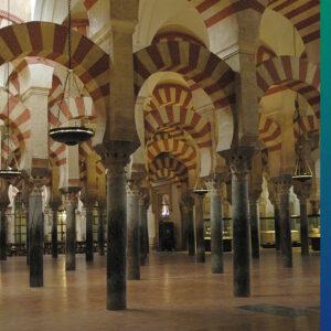 Mezquita Cordoba, interior