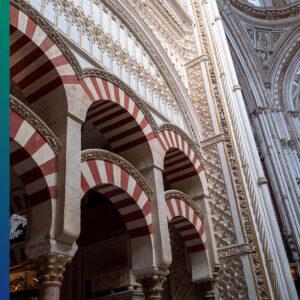 Cathedral, Cordoba, interior