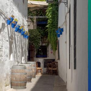 Alley in Cordoba