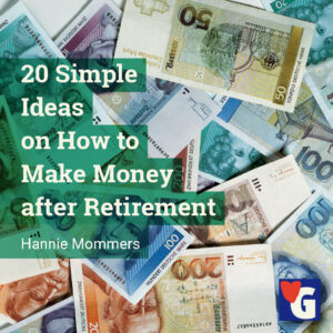 20 Simple Ideas on How to Make Money after Retirement